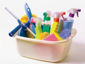 Produse de igiena si curatenie sigure