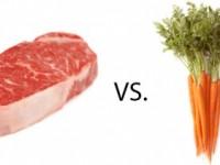 de ce am renuntat la carne